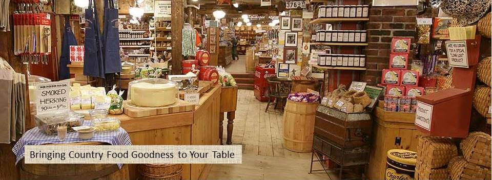 Texas foods and gifts