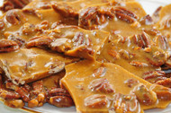 Texas Pecan Brittle Candy - TJ Texas Pecans