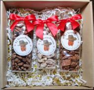 TJ Texas Pecans Variety Gift Box