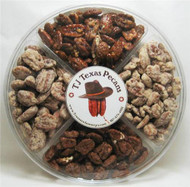 TJ Texas Pecans Variety Candied Gift Pack - 2 pounds