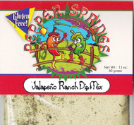 Jalapeno Ranch Dip Mix - Pepper Springs