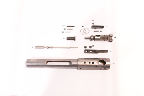 Gas Key Screws #38 in picture