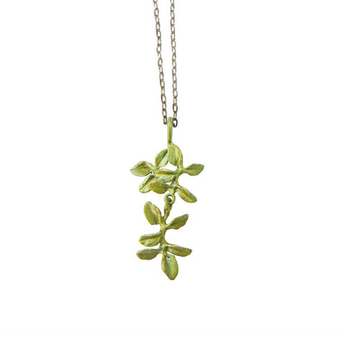 Thyme necklace