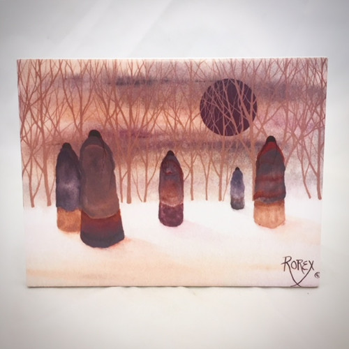 """December Sky"" by Jeanne Rorex Bridges"