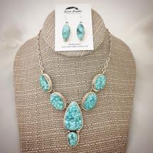 Kingman Turquoise Set 47-1841