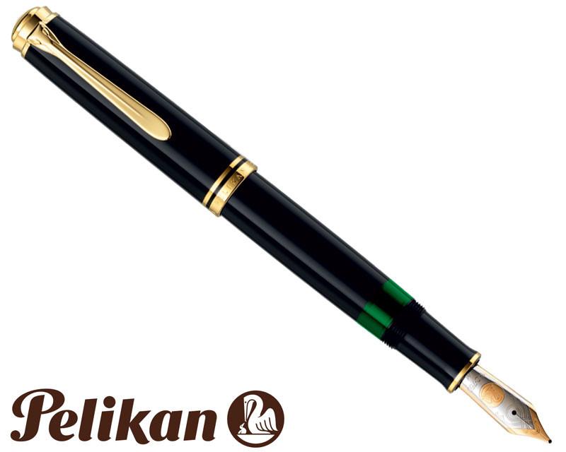 PenHero Store: Pelikan Souveran M1000 Black Fountain Pen