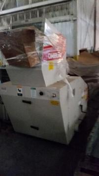40 HP Cumberland Grinder With Infeed Conveyor/Cyclone