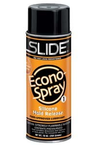 Econo-Spray 1 Mold Release (case of 12 cans)