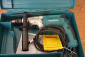 "Makita 3/4"" Hammer Drill Model HP2050 (Factory Reconditioned)"