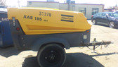 Atlas Copco Portable Air Compressor- XAS 185 JD7