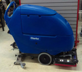 Clarke Walk Behind Floor Scrubber Focus I 05361A L20 BOOST Compact Commercial