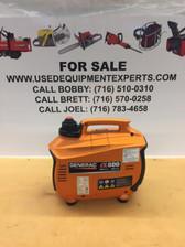 Generac iX Series 800 Portable Inverter Generator,Generac 5791 Portable Generator 800 Watts Salesman Demo Model