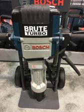 Bosch Brute Turbo Breaker Hammer Brute Breaker Hammer Deluxe Kit BH2770VCD- New
