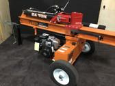 Brave 24 Ton Log Splitter VH1724GC 24 Ton Vertical/Horizontal Honda / Tow-able