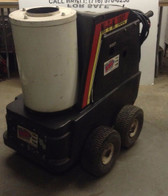 Mi-T-M 1002 Hot Water Pressure Washer Industrial Heated High Power Used !!