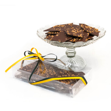 Dark Chocolate & Toffee