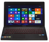 Lenovo IdeaPad Y500, 15.6-inch Full HD Display (1920X1080), i7 3630QM Processor, 2.4GHz, 16GB RAM, 1TB Hard Drive, 16GB Solid State Drive, DVD/Blu-ray drive, Nvidia Geforce GT 650M