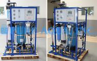 Sistema Ultrafiltración 28,800 GPD - Colombia