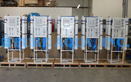 Combinación Agua del Grifo de Ósmosis Inversa 5 x 9,000 GPD & 2 x 7,200 GPD - Canadá - Imagen 1