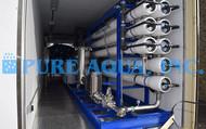 Sistemas Industriales Ósmosis Inversa en Contenedor para Agua Salobre 380,000 GPD - Irak - Imagen 1