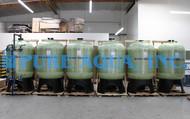 Equipo de Filtración de Carbón Activado 6 x 126 GPM - Arabia Saudita - Imagen 1