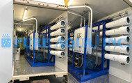 Sistema de Osmosis Inversa Para Agua de Mar en Contenedor 100,000 GPD - Venezuela - Imagen 1