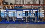 Equipo Ósmosis Inversa Industrial para Agua Salobre 600,000 GPD - Kuwait - Imagen 1