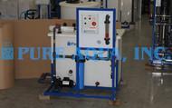 Sistema de  Limpieza de Membranas 30 GPM - Sri Lanka