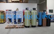 Combinación Ósmosis Inversa para Agua de Grifo 9,000 y 7,200 GPD - Canadá