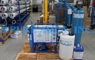 Máquina Ósmosis Inversa para Agua de Mar 1,300 GPD - Kenia