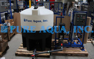 Plataforma de Limpieza Ósmosis Inversa 120 GPM- Estados Unidos de América