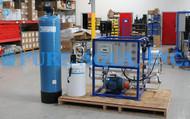 Máquina Comercial Fabricante de Agua 3,800 GPD - Singapur