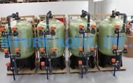 Planta Industrial Ósmosis Inversa para Agua de Mar 136,000 GPD - Maldivas