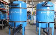 Filtros Carbón Activado 2 x 120 GPM - Argelia