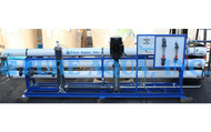 Planta Ósmosis Inversa para Agua Salobre 108,000 GPD - Yemen