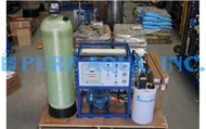 Máquina Comercial Ósmosis Inversa para Agua de Mar 4,700 GPD - Singapur