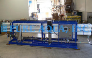 Plantas Industriales Ósmosis Inversa para Agua Salobre 634,080 GPD - Egipto