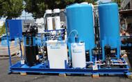 Sistema de Tratamiento de Agua Ultrafiltración 3m3/hr - Panamá