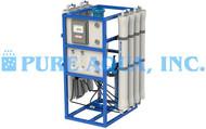 Dispositivo Comercial Ósmosis Inversa para Agua Salobre 10,000 GPD - Arabia Saudita