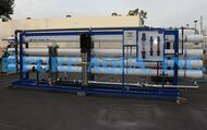 Sistema  Ósmosis Inversa Para Agua Salobre 173,000 GPD - Argelia