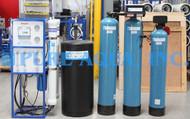 Sistema Ósmosis Inversa para Agua Salobre 3,000 GPD - Jordania