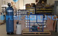 Ósmosis Inversa para Agua de Mar 4,700 GPD - Rusia