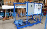 Sistema Industrial Ósmosis Inversa para Agua de Mar 11,000 GPD - Colombia