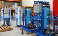Filtración Comercial y Unidad de Ósmosis Inversa 2x 9,000 GPD - Jordania