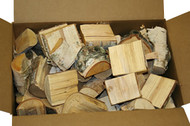Birchwood Chunks for Decorating