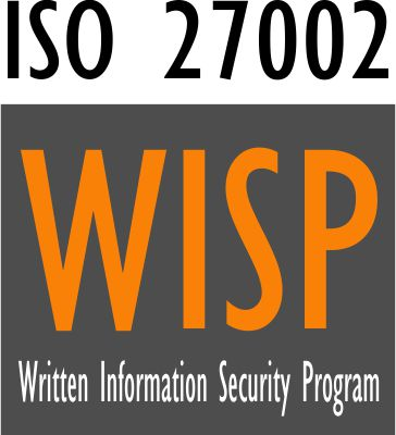 Example cybersecurity documentation 20181 written information security program iso 27002 written pronofoot35fo Choice Image