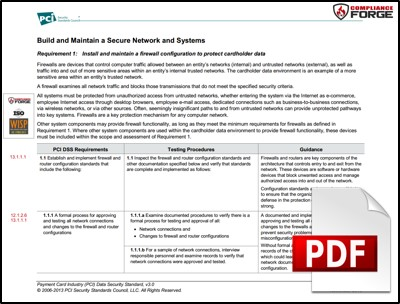 Pci Policy Templates. information security policy template best ...