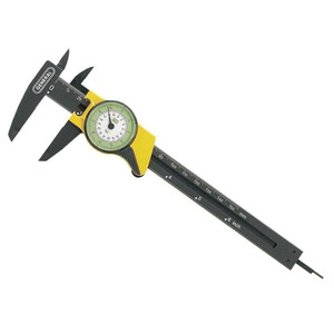 "General Tools  Plastic 6"" English and Metric Direct Read Dial Caliper"