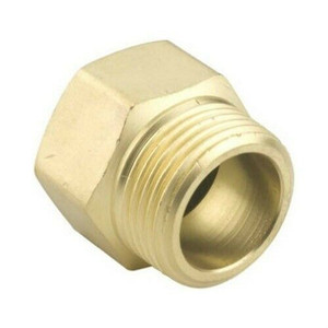 Green Thumb 7MP7FHGT Brass Male Hose to Female Pipe Connector 3/4""