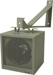 TPI Corp HF5840TC 5800 Series Portable Electric Heater is a 208 volt space heater w/ up to 4000 watts of heating comfort for garage, utility room or workspace.